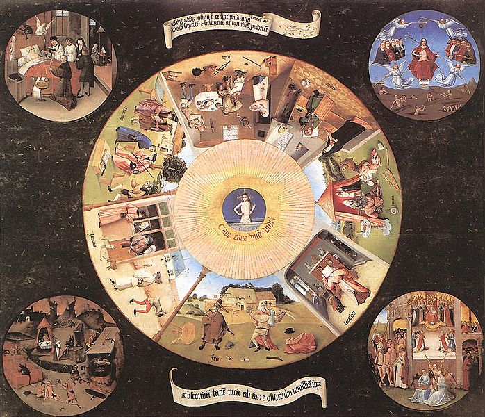 Bosch Seven Deadly Sins